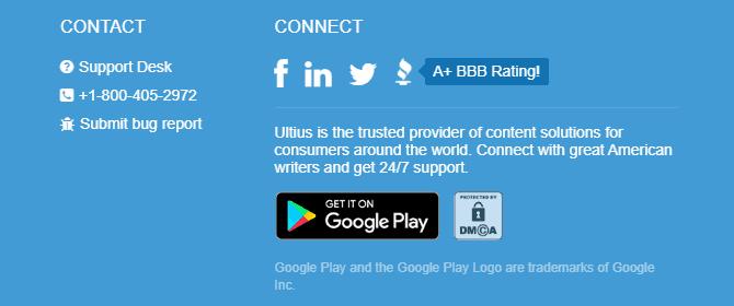Ultius.com-contacts