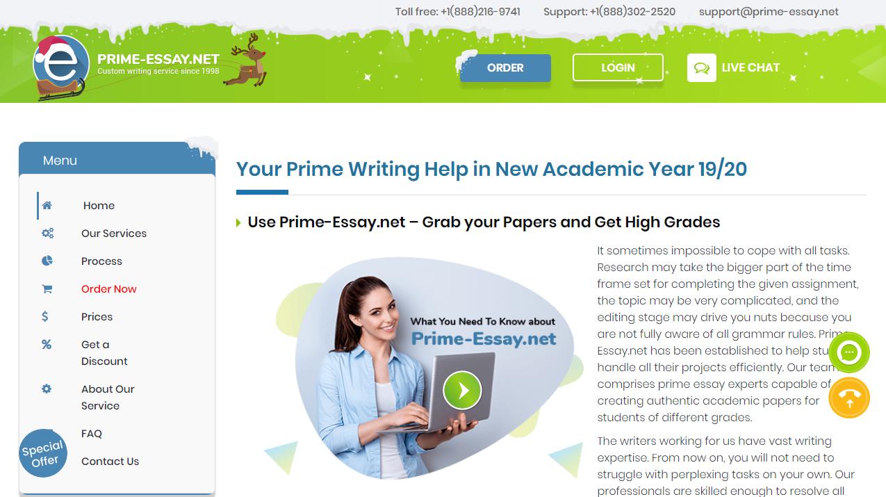 Prime-Essay.net Review