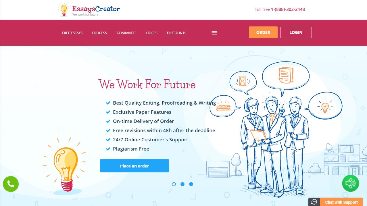 EssaysCreator.com Review