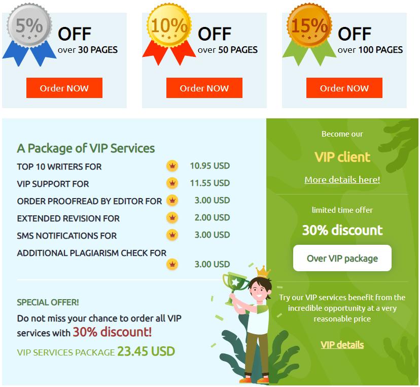 SuperEssay.org Discounts