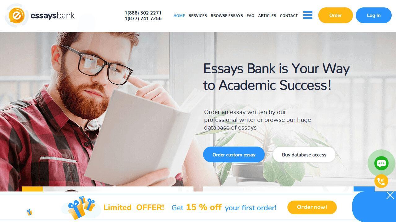 EssaysBank.com Review