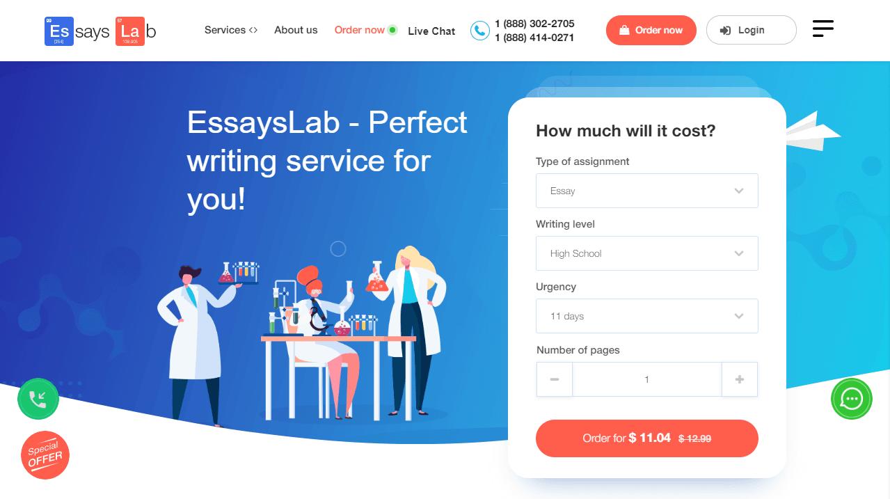 EssaysLab.com Review