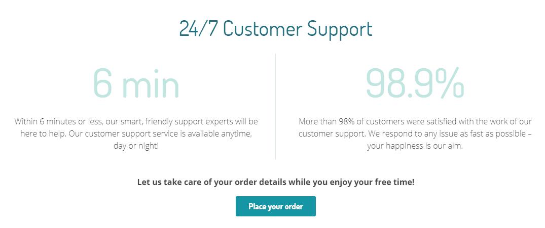 essayshark.com-customer-support