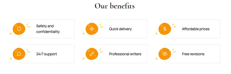 WriteMyEssayOnline.com Benefits